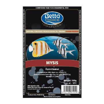 Betta Choice Frozen Mysis